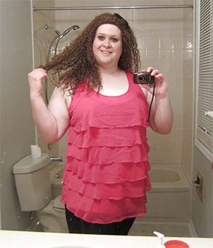 Obèse et magnifique trans de Quimper 29