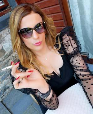 Trans qui ne manque pas de caractère à Lille